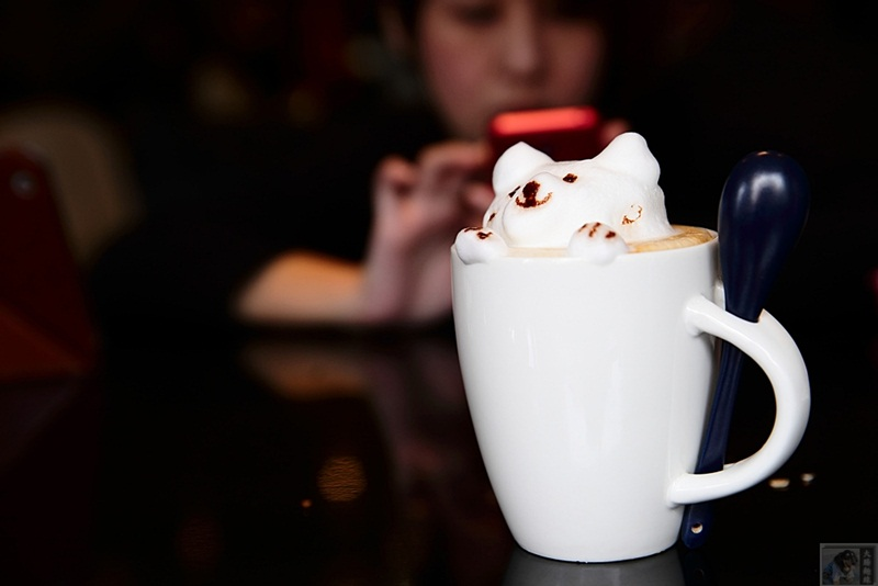 in % café下午茶