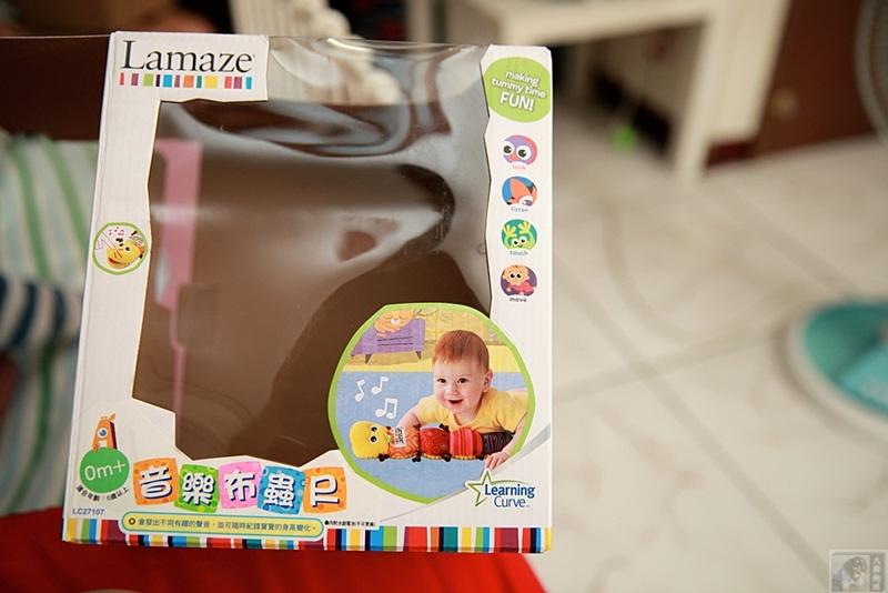 Lamaze拉梅茲-音樂布蟲尺
