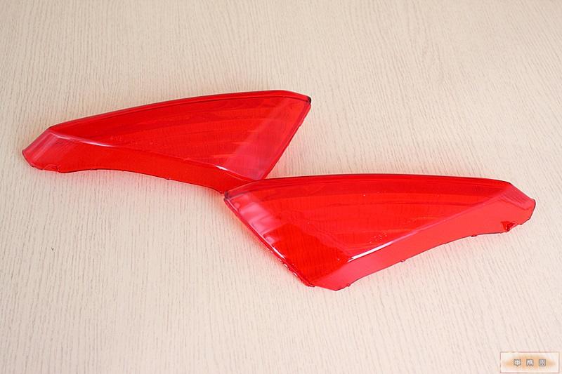 舊勁戰-勁戰125-後方向燈殼-紅-5TY-景陽部品