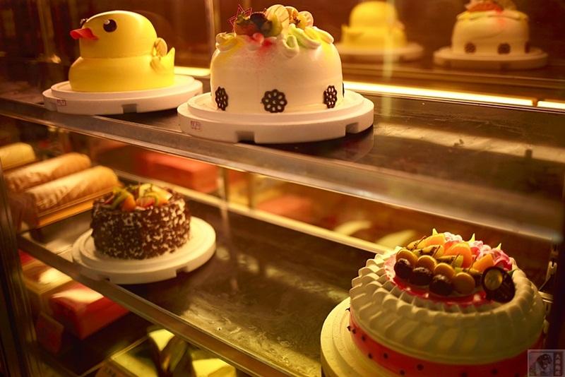 黃色小鴨蛋糕