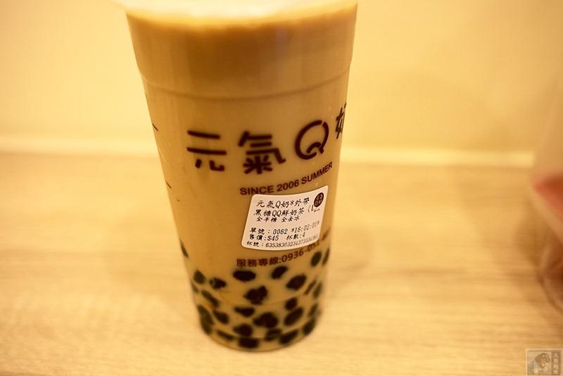 黑糖QQ鮮奶茶
