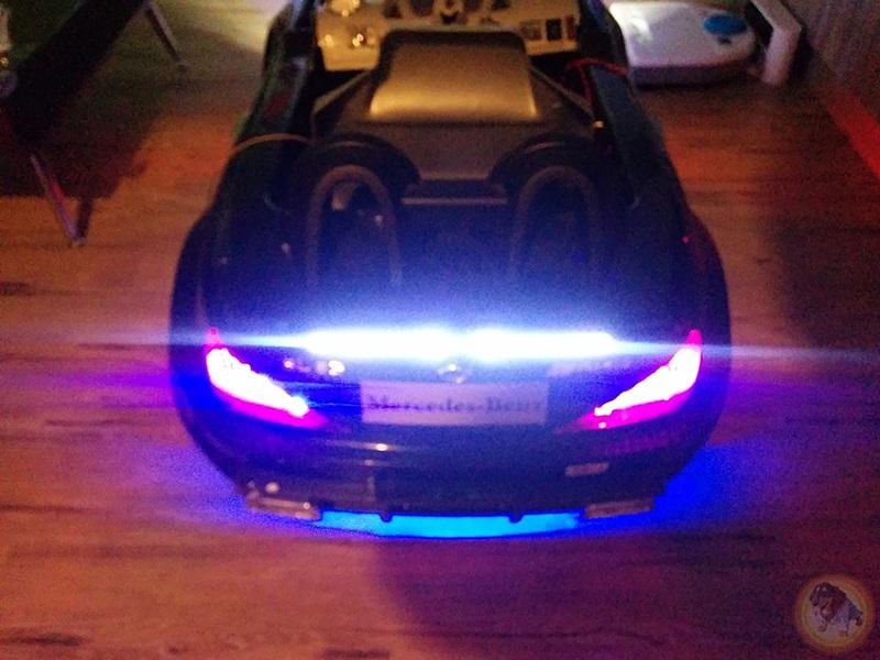 兒童超跑-兒童電動車-改裝明細