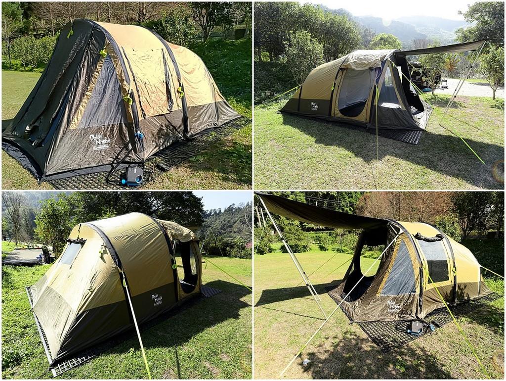 聚點露營區
