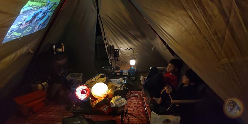 洗水山露營區