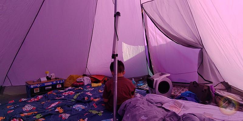 溪口台露營區