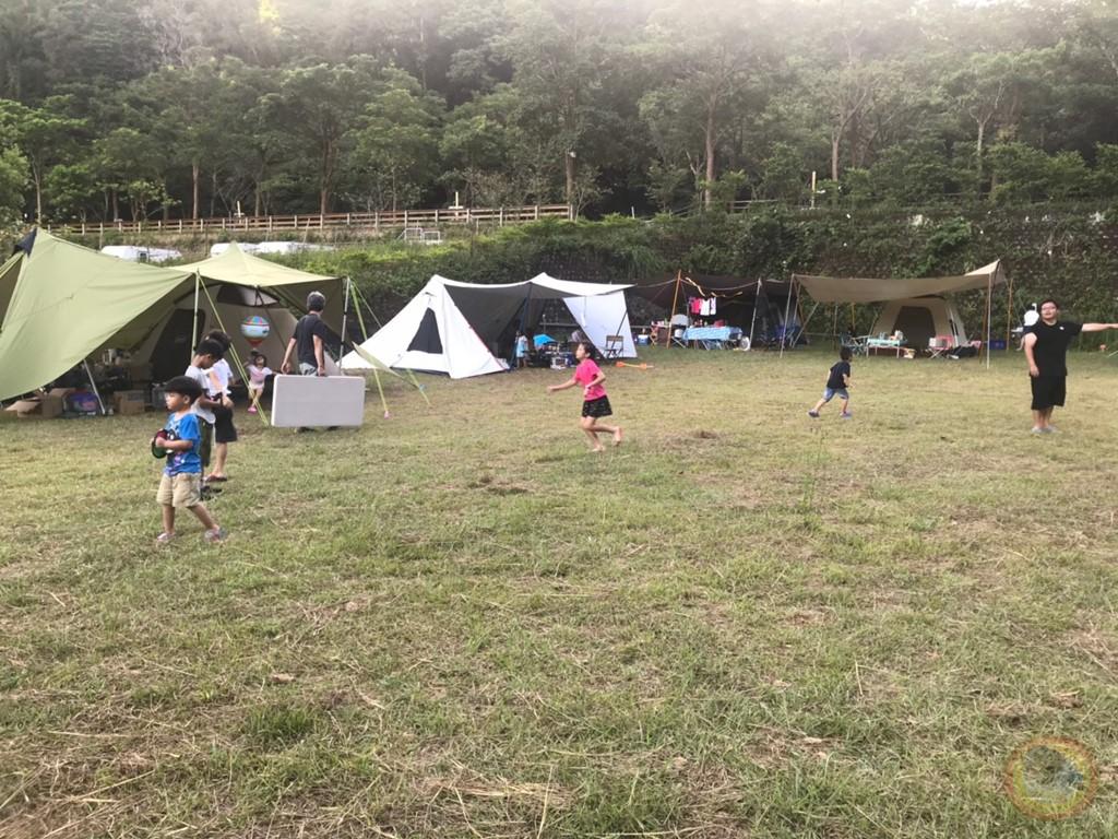 南庄麒麟山露營區