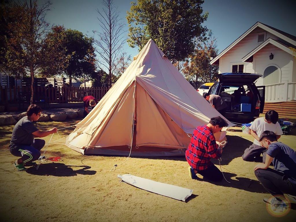 水玉妮光露營區