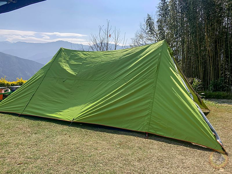雲起露營區