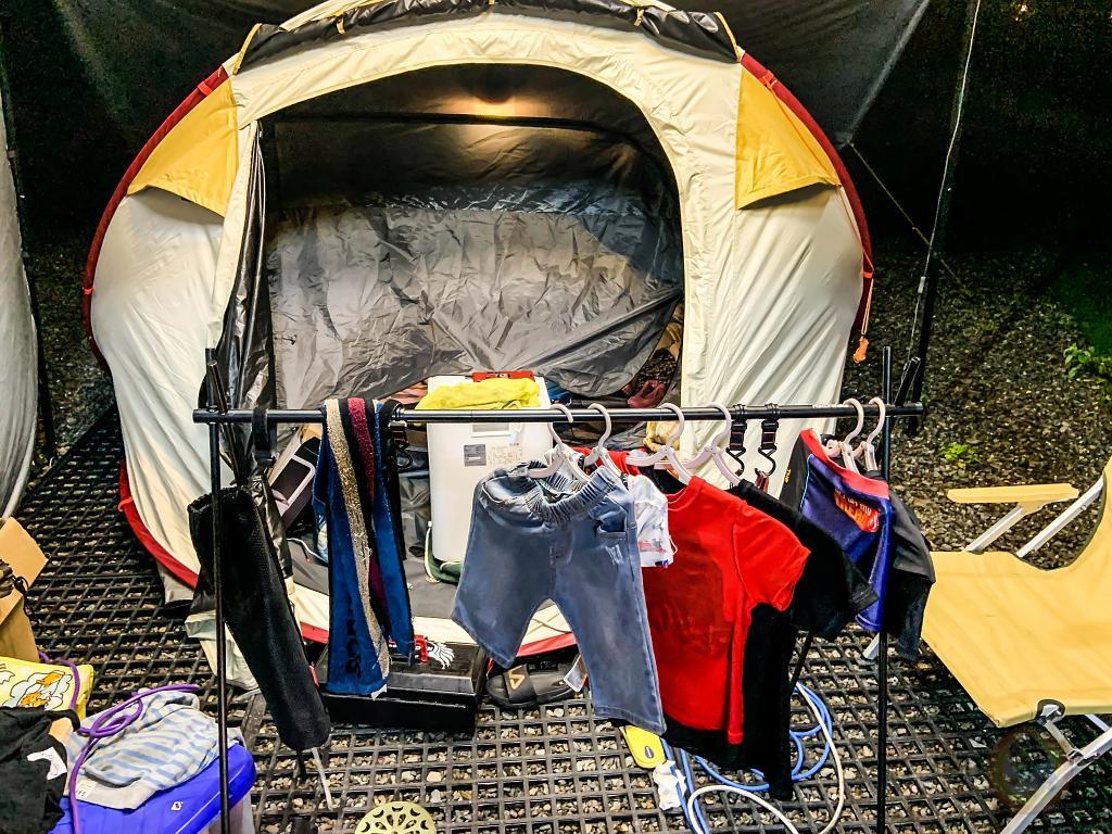 宜蘭鳳梨屋水上莊園露營區