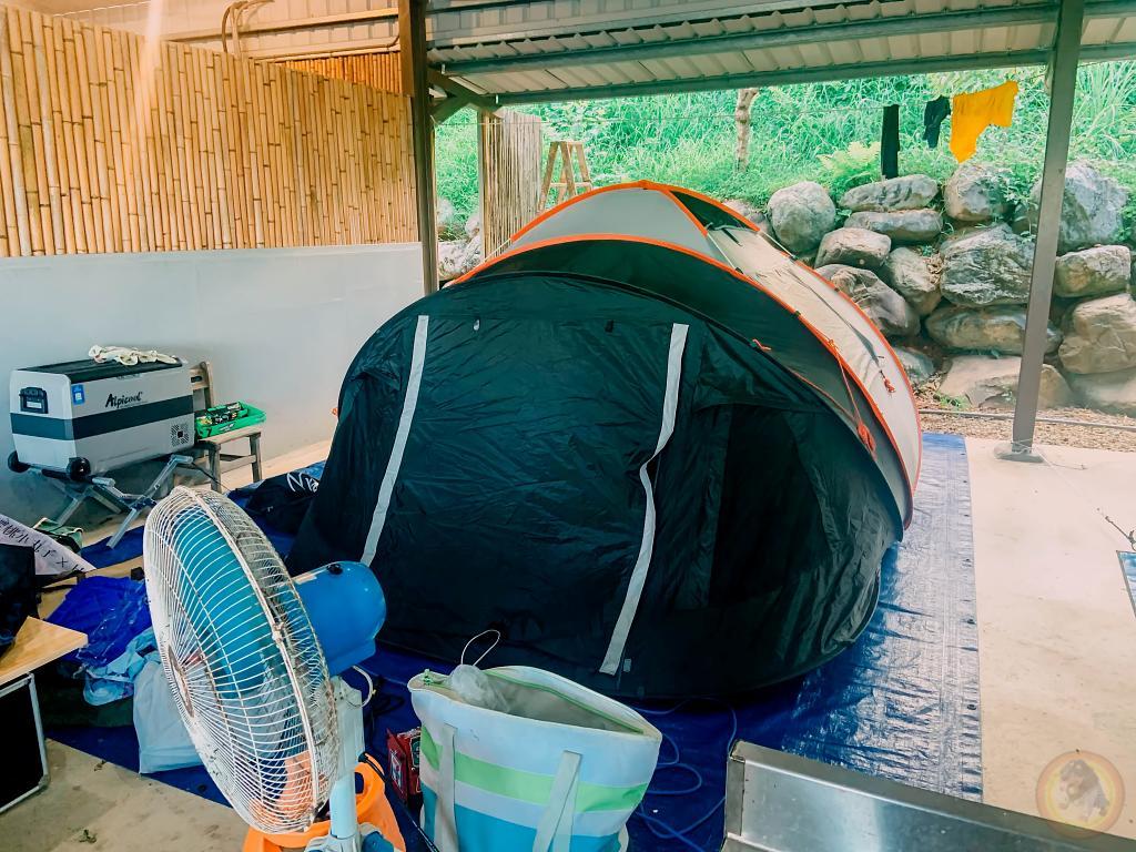 大同圓頂360露營區